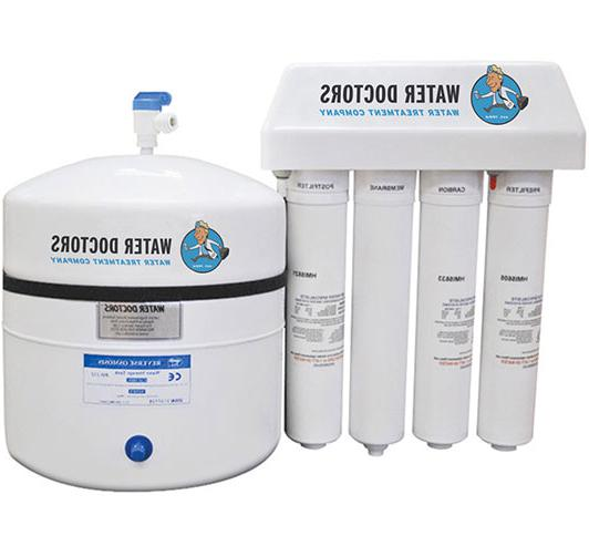 Water Doctors Pro-4000RO drinking water system